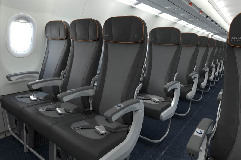 View Image Core Seats Front